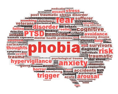 rid phobias and fears